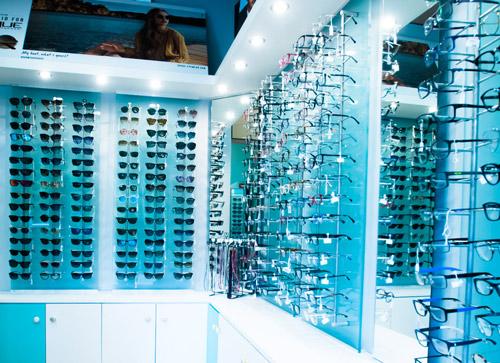 gafas de sol tienda via lusitana